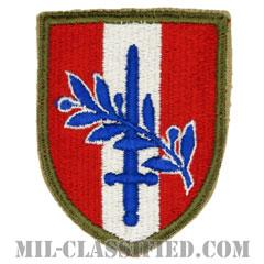 在オーストリア アメリカ陸軍(U.S. Forces Austria)[カラー/カットエッジ/パッチ]の画像