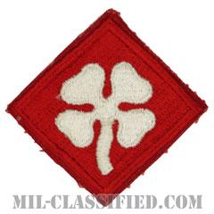 第4軍(4th Army)[カラー/カットエッジ/パッチ]の画像