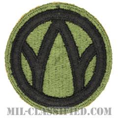 第89歩兵師団(89th Infantry Division)[カラー/カットエッジ/パッチ]の画像