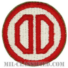 第31歩兵師団(31st Infantry Division)[カラー/カットエッジ/パッチ]の画像