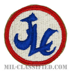 日本兵站コマンド(Japanese Logistic Command)[カラー/カットエッジ/パッチ]の画像