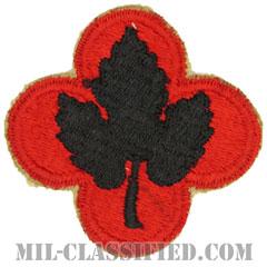 第43歩兵師団(43rd Infantry Division)[カラー/カットエッジ/パッチ]の画像