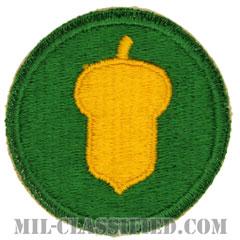 第87歩兵師団(87th Infantry Division)[カラー/カットエッジ/パッチ]の画像