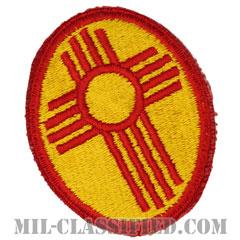 ニューメキシコ州 州兵(National Guard, New Mexico)[カラー/カットエッジ/パッチ]の画像