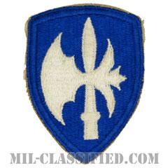 第65歩兵師団(65th Infantry Division)[カラー/カットエッジ/パッチ]の画像