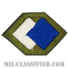 第96歩兵師団(96th Infantry Division)[カラー/カットエッジ/パッチ]の画像