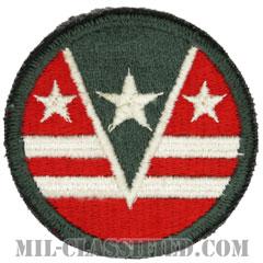 第124予備コマンド(124th Reserve Command)[カラー/カットエッジ/パッチ]の画像