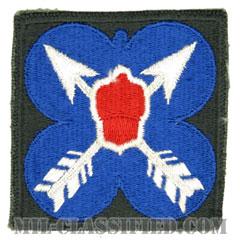 第21軍団(21st Corps)[カラー/カットエッジ/パッチ]の画像