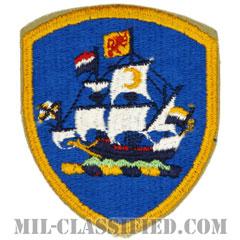 ニューヨーク州 州兵(National Guard, New York)[カラー/カットエッジ/パッチ]の画像