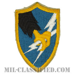 陸軍保安局(Army Security Agency)[カラー/カットエッジ/パッチ]の画像