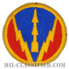防空砲兵センター&スクール(Air Defense Artillery Center and School)[カラー/カットエッジ/パッチ]の画像