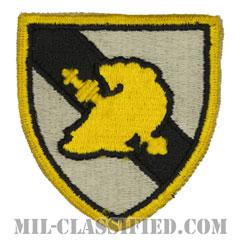 陸軍士官学校ウェストポイント(Military Academy West Point Cadre)[カラー/カットエッジ/パッチ]の画像