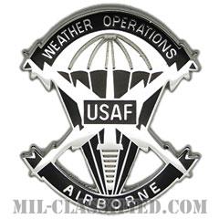 戦闘気象チーム(Combat Weather Team (CWT))[カラー/ベレー章/鏡面仕上げ/バッジ]の画像