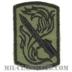第198歩兵旅団(198th Infantry Brigade)[サブデュード/カットエッジ/パッチ/中古1点物]の画像