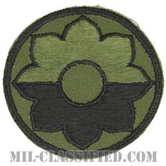 第9歩兵師団(9th Infantry Division)[サブデュード/カットエッジ/パッチ/1点物]の画像