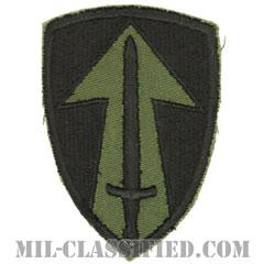 ベトナム第2野戦軍(2nd Field Force, Vietnam)[サブデュード/カットエッジ/パッチ/1点物]の画像