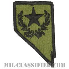 ネバダ州 州兵(National Guard, Nevada)[サブデュード/メロウエッジ/パッチ]の画像