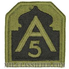 第5軍(5th Army)[サブデュード/メロウエッジ/パッチ]の画像