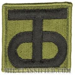 第90歩兵師団(90th Infantry Division)[サブデュード/メロウエッジ/パッチ]の画像