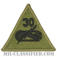 第30機甲師団(30th Armored Division)[サブデュード/メロウエッジ/パッチ]の画像