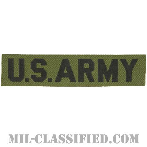 U.S.ARMY[サブデュード/1960s/機械織り/ネームテープ/パッチ]の画像