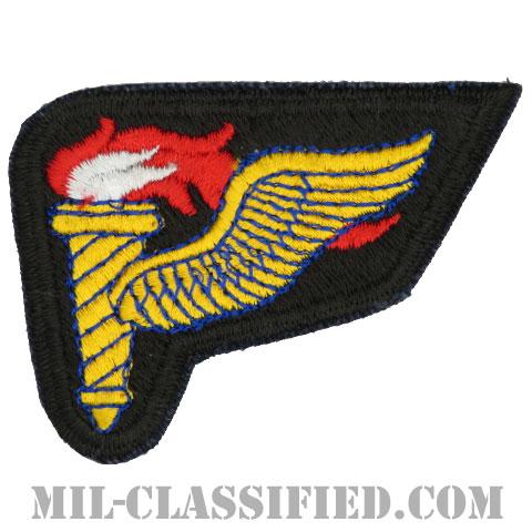 先導降下員章 (パスファインダー)(Pathfinder Badge)[カラー/カットエッジ/パッチ]の画像