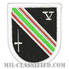 第5特殊部隊群 (タスクフォースダガー)(5th Special Forces Group, Task Force Dagger)[カラー/メロウエッジ/ベレーフラッシュパッチ]の画像