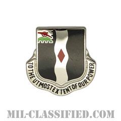 第60歩兵連隊(60th Infantry Regiment)[カラー/クレスト(Crest・DUI・DI)バッジ]の画像