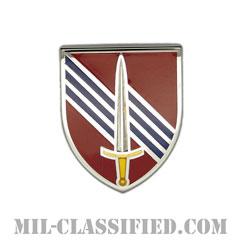 第3治安部隊支援旅団(3rd Security Force Assistance Brigade)[カラー/クレスト(Crest・DUI・DI)バッジ]の画像