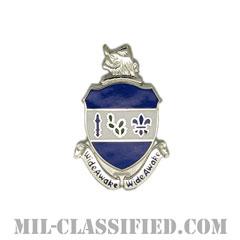 第151歩兵連隊(151st Infantry Regiment)[カラー/クレスト(Crest・DUI・DI)バッジ]の画像