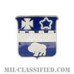 第17歩兵連隊(17th Infantry Regiment)[カラー/クレスト(Crest・DUI・DI)バッジ]の画像
