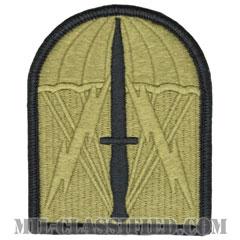 特殊作戦支援コマンド/第528維持旅団(Special Operations Support Command)[OCP/メロウエッジ/ベルクロ付パッチ]の画像