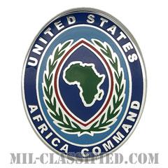 アメリカ アフリカ軍章(U.S. Africa Command)[カラー/バッジ]の画像