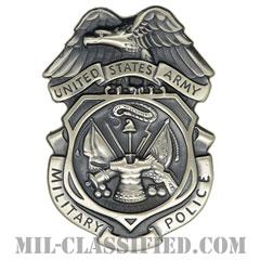 憲兵章(Military Police Badge)[カラー/燻し銀/バッジ]の画像