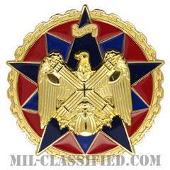 州兵総局章(National Guard Bureau)[カラー/バッジ]の画像