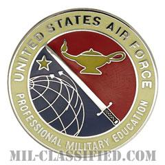 空軍職業軍事教育章(Professional Military Education, U.S. Air Force)[カラー/バッジ]の画像