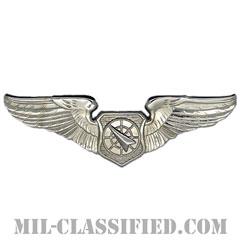 空中戦闘管制章 (ベーシック)(Air Battle Manager Badge, Basic)[カラー/鏡面仕上げ/バッジ]の画像
