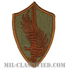 アメリカ中央軍(U.S. Central Command (CENTCOM)[デザート/メロウエッジ/パッチ]の画像