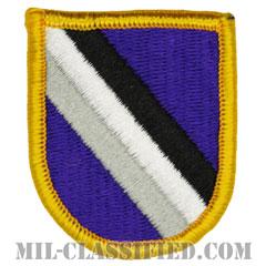 第95民事活動旅団(95th Civil Affairs Brigade)[カラー/メロウエッジ/ベレーフラッシュパッチ]の画像