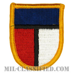 太平洋特殊作戦軍(Special Operations Command, Pacific)[カラー/メロウエッジ/ベレーフラッシュパッチ]の画像