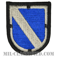 欧州特殊作戦軍(Special Operations Command, Europe)[カラー/メロウエッジ/ベレーフラッシュパッチ]の画像