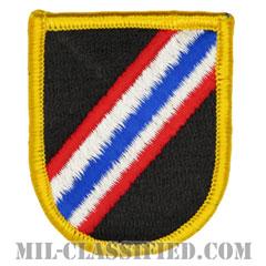 第46特殊部隊中隊 (非活性)(46th Special Forces Company)[カラー/メロウエッジ/ベレーフラッシュパッチ]の画像