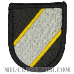 統合特殊作戦コマンド(Joint Special Operations Command)[カラー/メロウエッジ/ベレーフラッシュパッチ]の画像