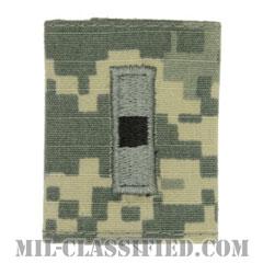 准尉 (WO1)(Warrant Officer (WO1))[UCP(ACU)/ゴアテックスパーカー用スライドオン階級章]の画像