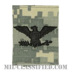 大佐(Colonel (COL))[UCP(ACU)/ゴアテックスパーカー用スライドオン階級章]の画像