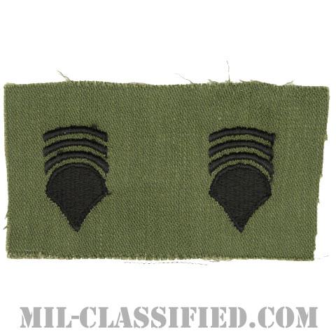 特技兵 (SP7)(Specialist 7)[サブデュード/1960s/コットン100%/パッチ/ペア(2枚1組)]の画像