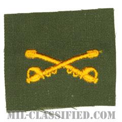 騎兵科章(Cavalry Branch Insignia)[カラー/兵科章/パッチ/1点物]の画像