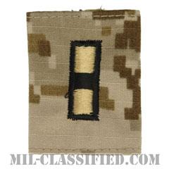 准尉 (CWO-3)(Chief Warrant Officer 3)[NWU Type2(AOR1)/ユニフォーム・パーカー用スライドオン階級章]の画像