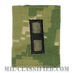 准尉 (CWO-3)(Chief Warrant Officer 3)[NWU Type3(AOR2)/ユニフォーム・パーカー用スライドオン階級章]の画像