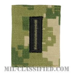 准尉 (CWO-5)(Chief Warrant Officer 5)[NWU Type3(AOR2)/ユニフォーム・パーカー用スライドオン階級章]の画像